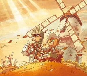 Comic Fumetti Don Chisciotte