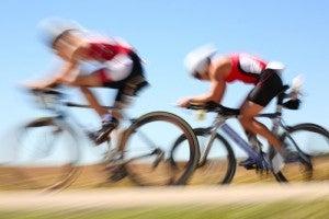Ciclisti del giro d'Italia