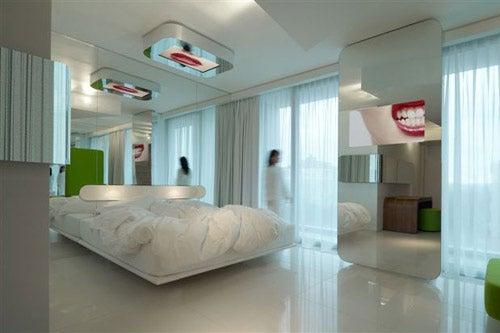 I 40 hotel pi particolari del mondo il blog di edreams for Design boutique hotel rimini