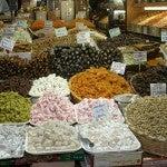 Il mercato delle spezie di Istanbul