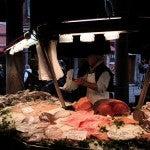 Il mercato di Rialto di Venezia