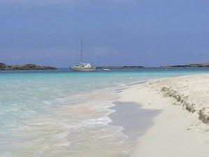 S'alga, Formentera