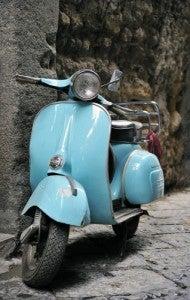 Vespa - Lo scooter italiano