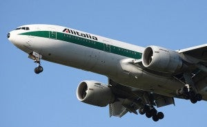 check-in online alitalia airone