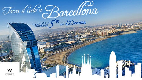Vinci un weekend a barcellona for Hotel tre stelle barcellona