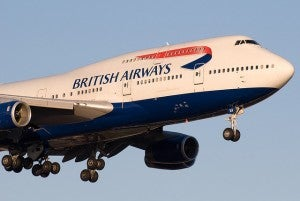 check-in online british airways