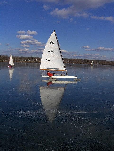 Navigando sul ghiaccio