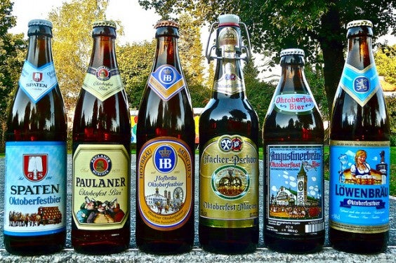 Birre dell'Oktoberfest