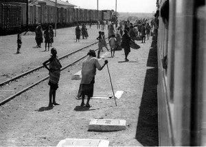 Treno per Dar es Salaam 1969