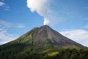 Costa Rica - Vulcano Arenal