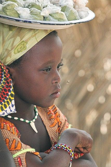 Bambina Niger