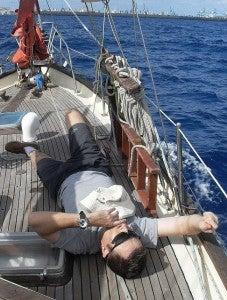 Gli effetti del mal di mare