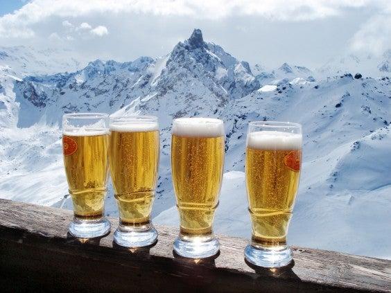 Birra tra le Alpi