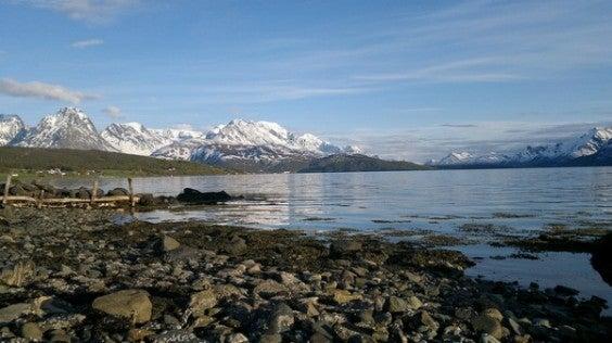 Lygem Alps Norvegia