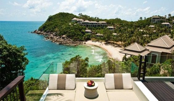 Hotel in Thailandia Samui