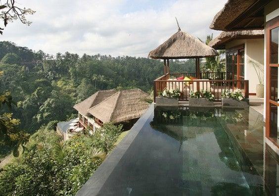 Lughi romantici: Bali