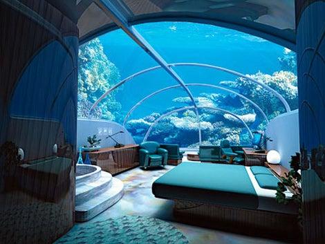 Poseidon-Underwater-Hotel