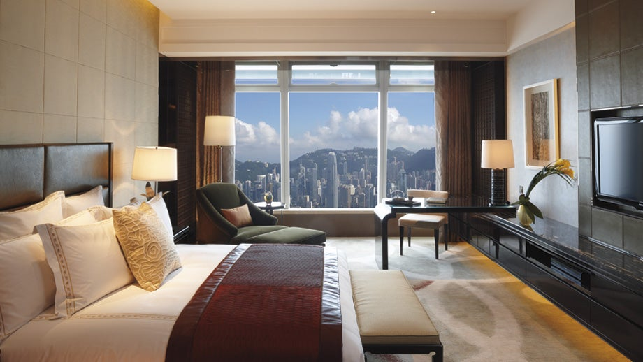 Ritz Carlton HongKong-website