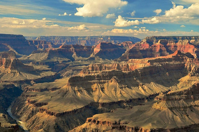 Punto panoramico Grand Canyon