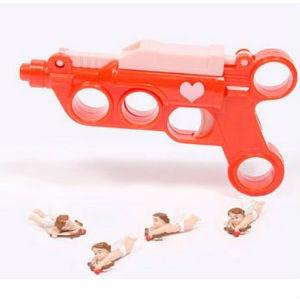 pistola del amor