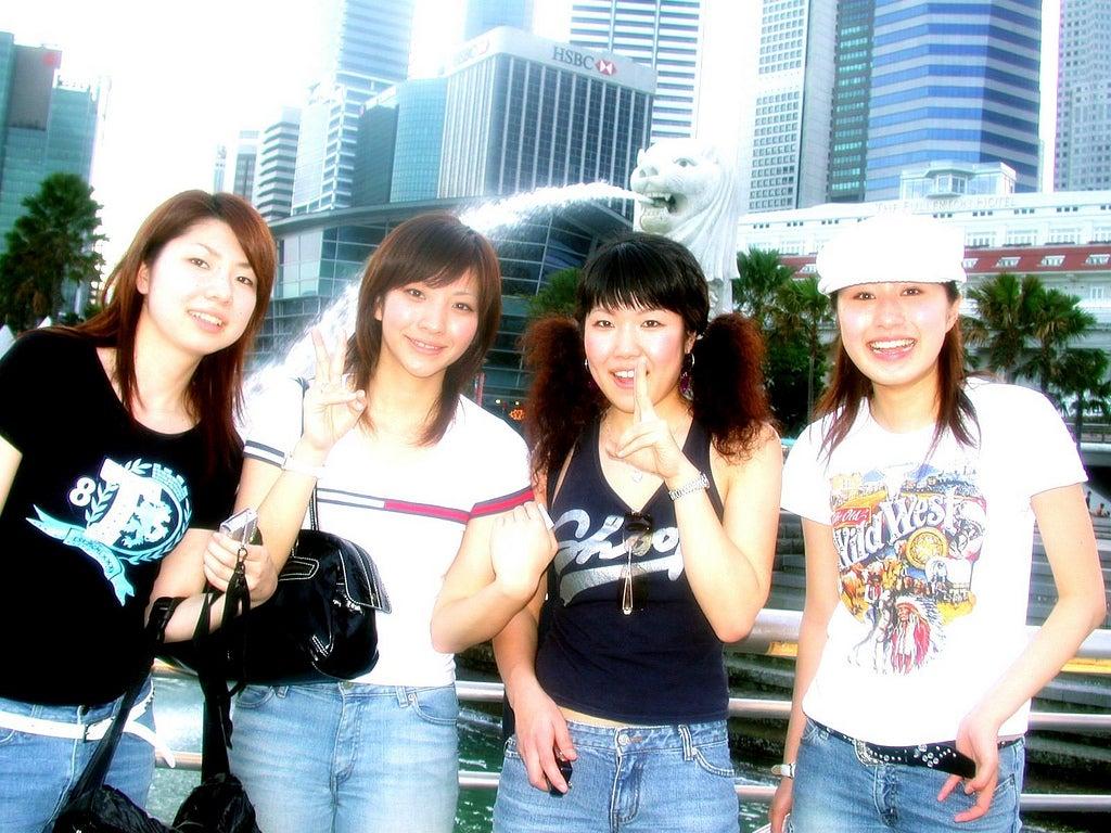 turiste giapponesi