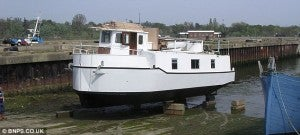 barca Bill e Laurel Cooper