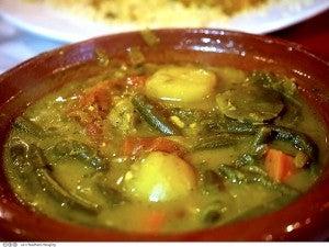 cucina vegetariana Marocco