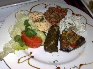 cucina vegetariana Turchia