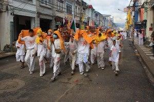 festival vegetariano phuket