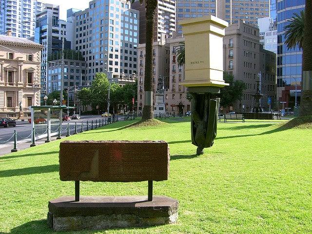monumento melbourne