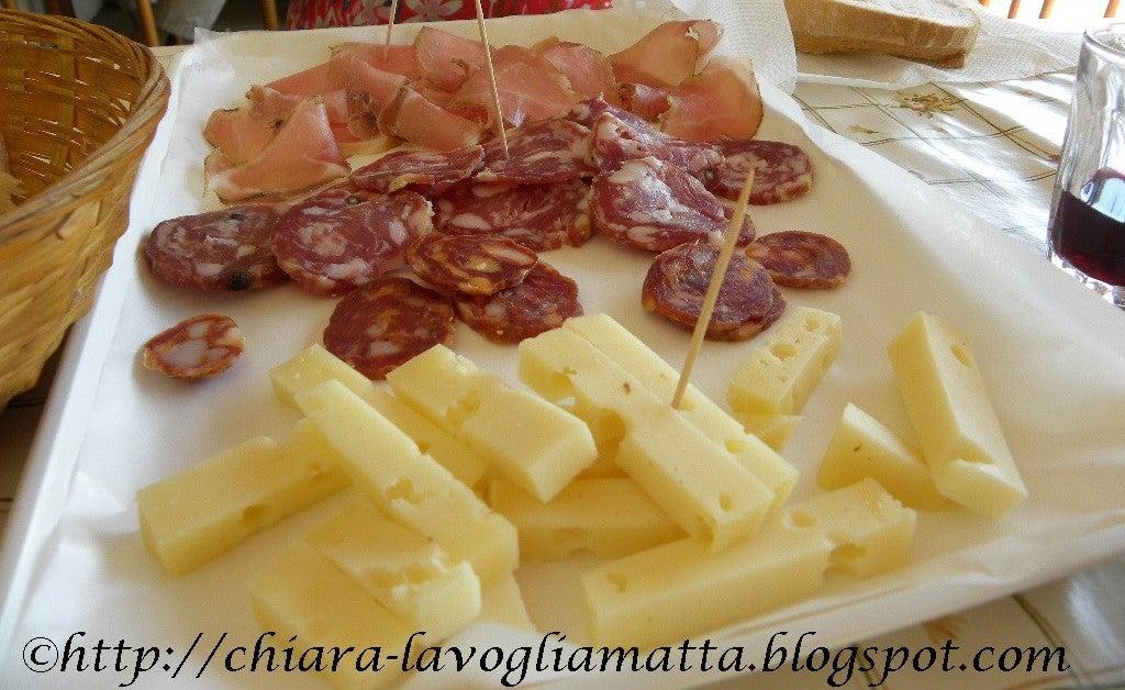 salumi e formaggi carsolini osmize