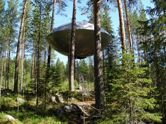 Tree Hotel Svezia