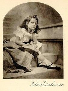 Alice Constance di Lewis Carroll