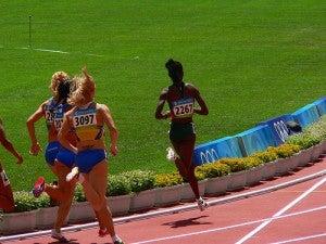 Atletica olimpiadi 2012