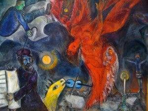 Chagall grandi mostre