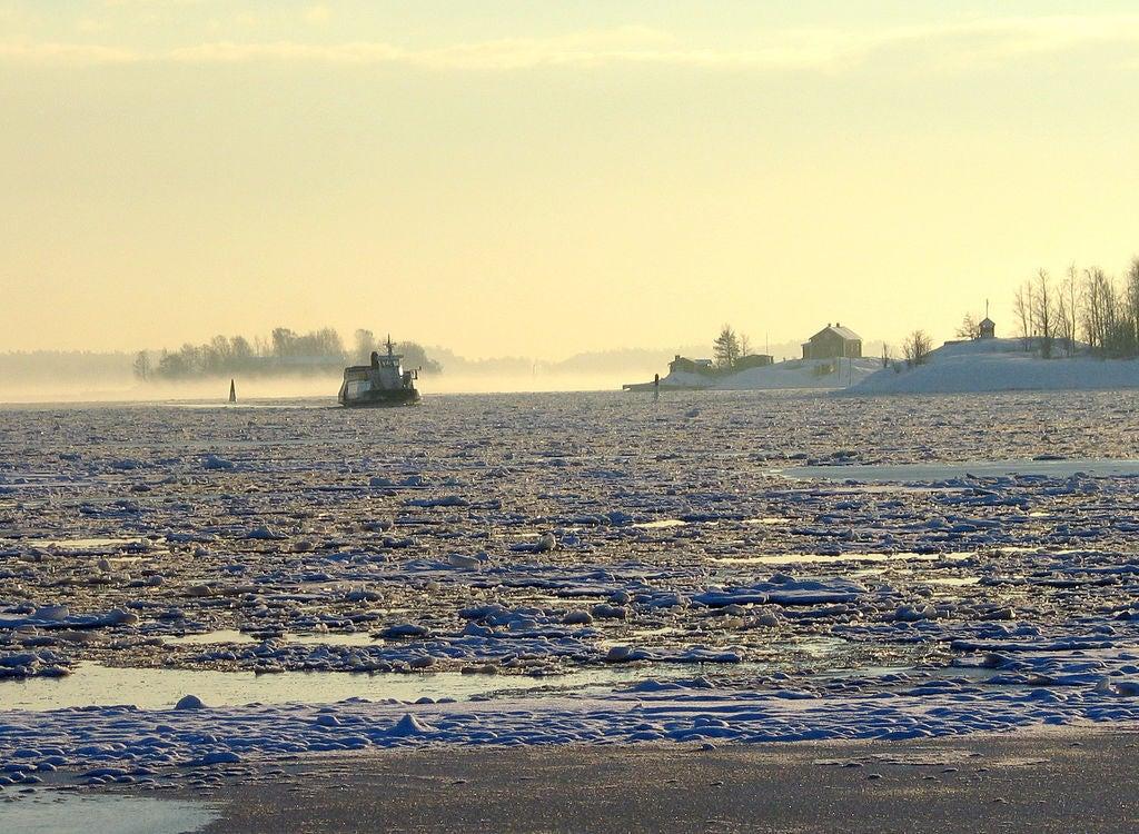 Helsinki città più fredde
