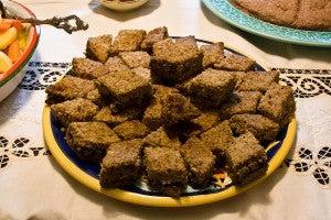 Kibbeh cucina libanese