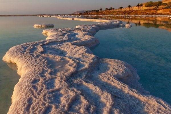 Mar Morto luoghi da vedere prima che scompaiano