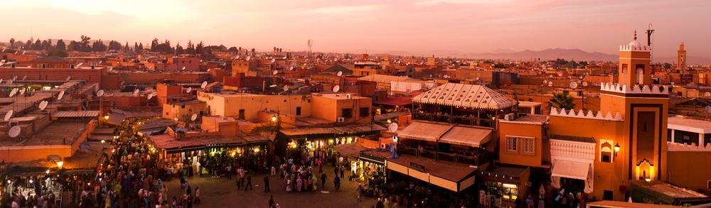 Marrakech idee primo maggio
