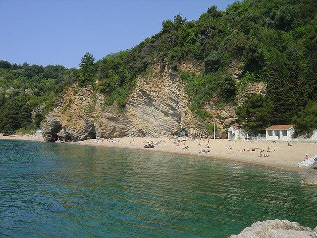 Spiaggia di Mogren