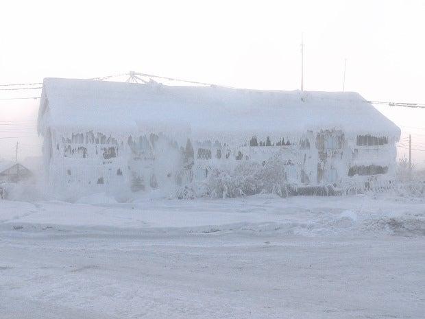 Oymaykon città più fredde