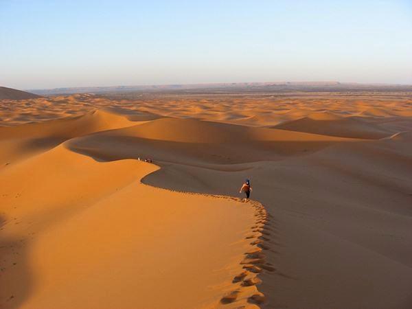 Sahara luoghi da vedere prima che scompaiano