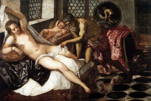 Tintoretto Grandi mostre