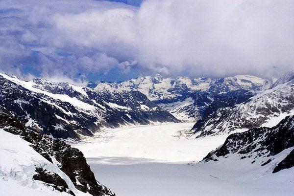 Ghiacciao Aletsch luoghi da vedere prima che scompaiano