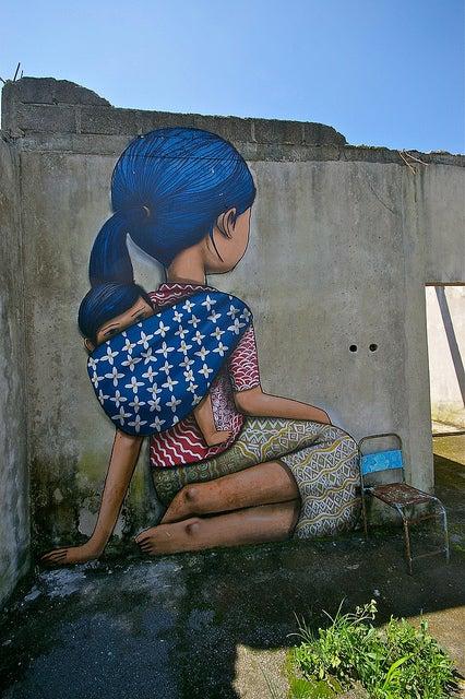 Street Art indonesia