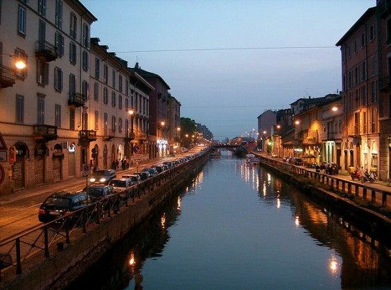 Milano città più romantiche