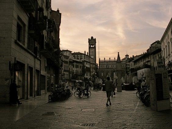 Verona città più romantiche