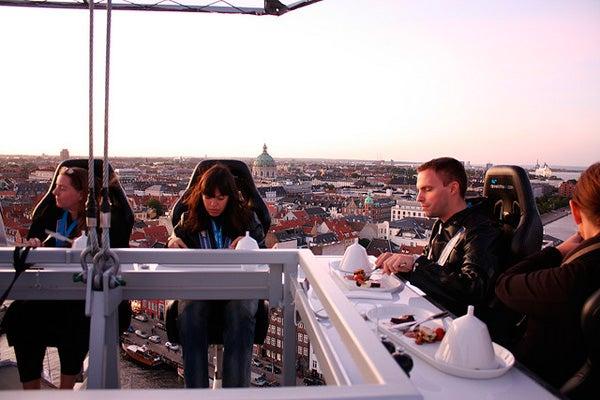 Record Guinness Tourisme