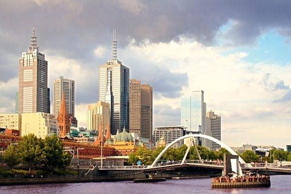 Città più vivibili Melbourne