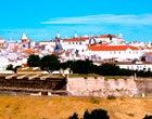 La città di confine di Elvas e le sue fortificazioni (Portogallo)